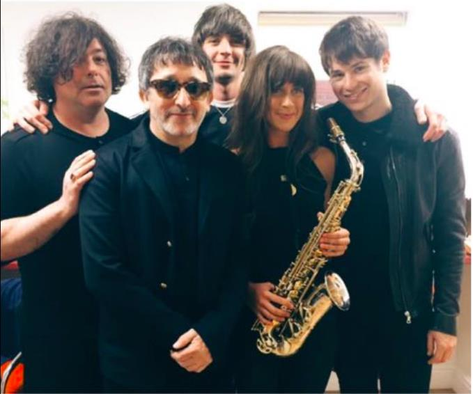 Familiar faces in The Lightning Seeds line-up